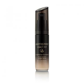 ARTISTRY EXACT FIT Longwearing Foundation