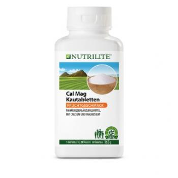 NUTRILITE Cal Mag Kautabletten AMWAY™