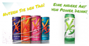 XS Power Drink Probierpaket - Special Shopamo Offer