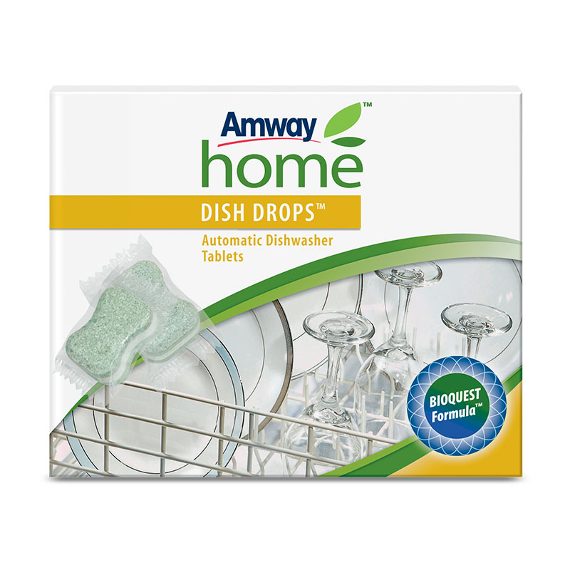 Dish Drops Automatic Dishwasher Tablets Amway Buy Amway Products Low Cost Online Shop